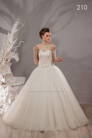 Wedding dress №210