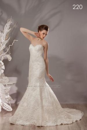 Wedding dress №220